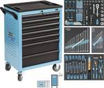 Workshop trolley 178 N-7, 147-piece wizard