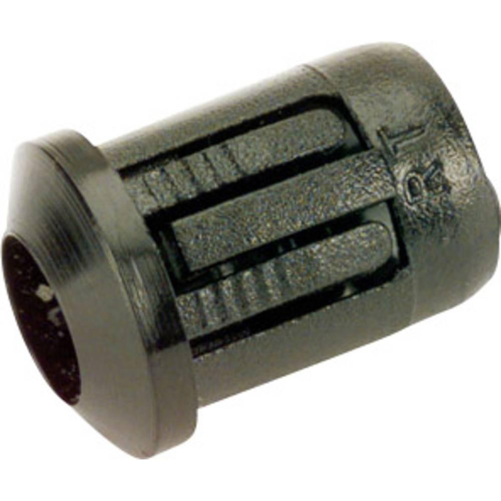 LED podnožje, umetna masa, primerno za LED 5 mm SnapIn RTF-5010