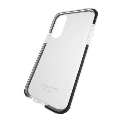 Cellularline Tetra Force Cover iPhone XR Black (transparent)