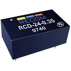 LED-driver 36 V/DC 300 mA Recom Lighting RCD-24-0.30