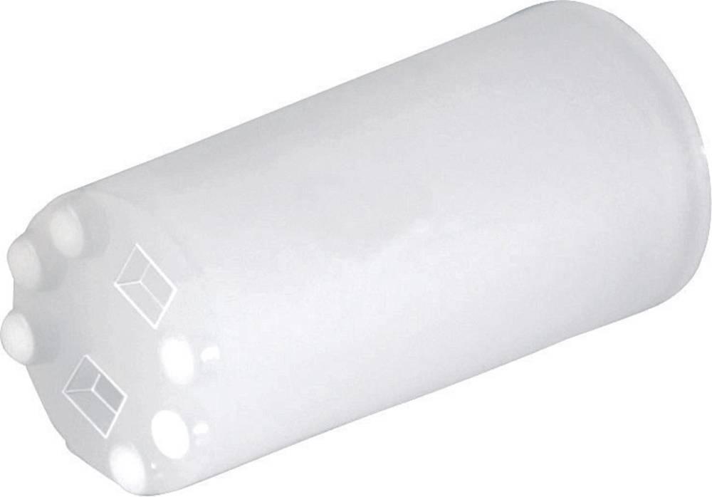 LED odstojnik 1-dijelni prirodne boje, pogodan za LED 5 mm Richco LEDS2M-380-01