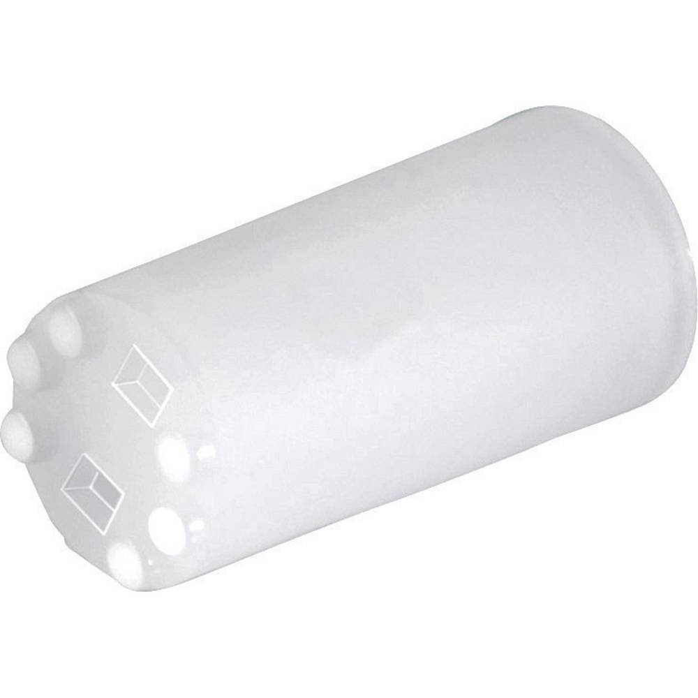 LED odstojnik 1-dijelni prirodne boje, pogodan za LED 5 mm Richco LEDS2M-280-01