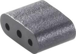LED afstandsholder 3x Sort Passer til LED 5 mm 1c. Brandname Richco LEDS-3-4-26