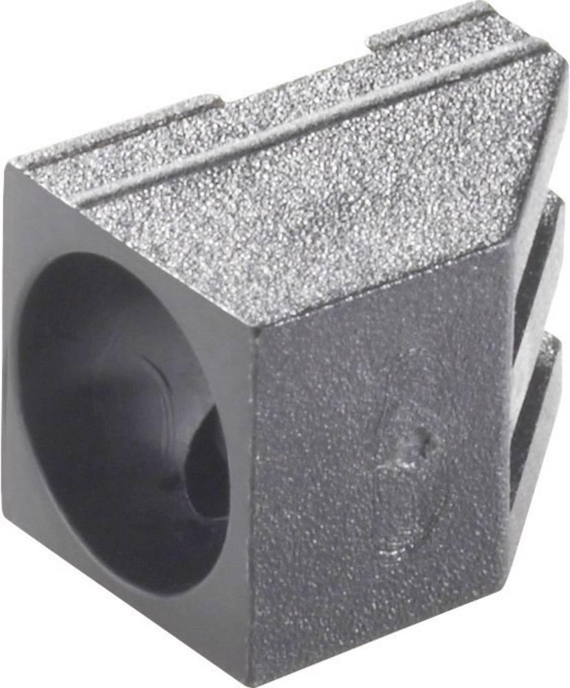 LED podnožje, poliamid primerno za LED 5 mm Richco LEDH-909-235