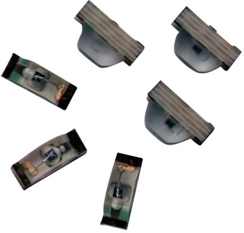 SMD LED Broadcom 0603 90 mcd 155 ° Gul
