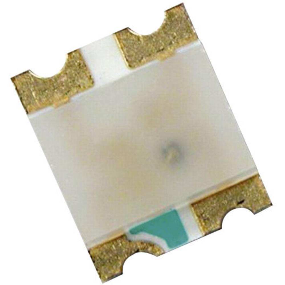 SMD-LED večbarvna, posebna oblika, rumena, zelena 8 mcd, 15 mcd 120 ° 20 mA, 20 mA 2.1 V, 2.2 V Broadcom HSMF-C166