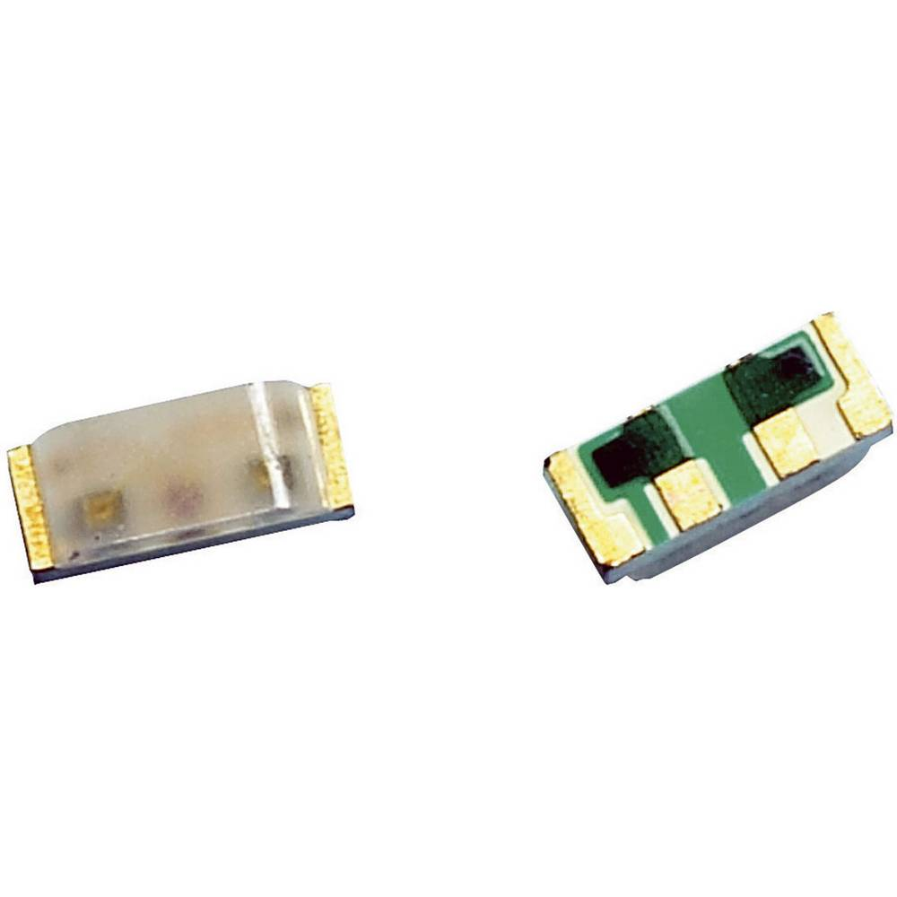 Smd Led Multi Colour Non Standard Red Green Yellow Blue 80 Mcd