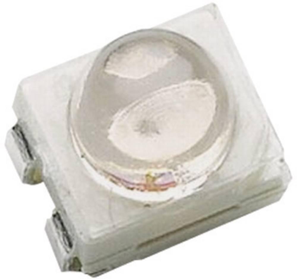 SMD-LED PLCC4 oranžna 4500 mcd 30 ° 50 mA 2.2 V Broadcom HSML-A431-X90M1