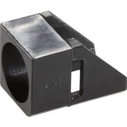 LED podnožje, umetna masa, primerno za LED 5 mm SnapIn Broadcom HLMP-5029