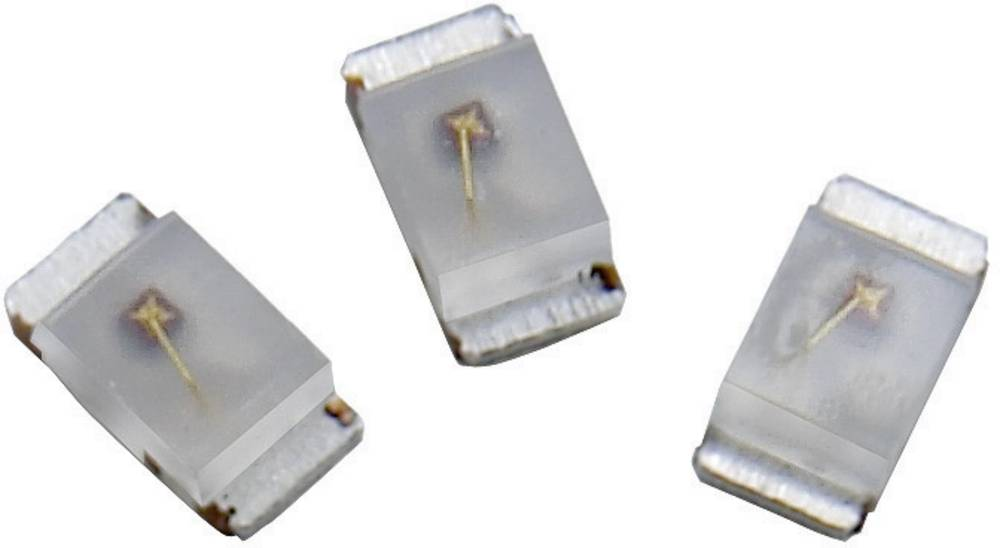 SMD LED Broadcom 1206 90 mcd 170 ° Amber