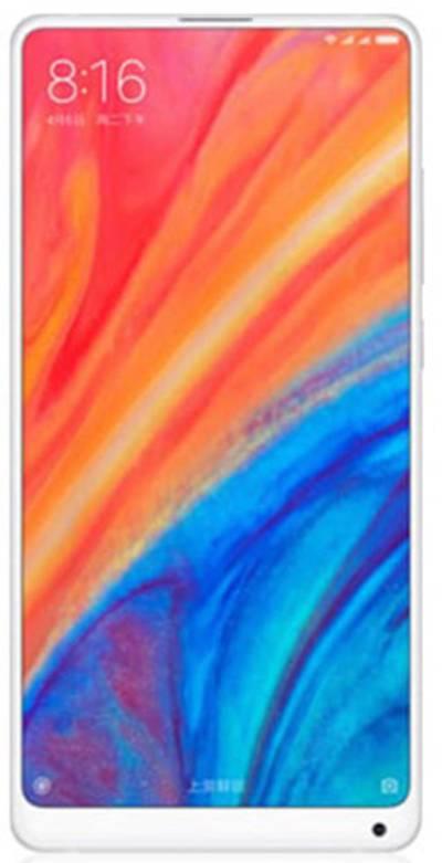 Image of Xiaomi Mi Mix 2s 6GB/64GB Dual Sim SIM FREE/ UNLOCKED - White
