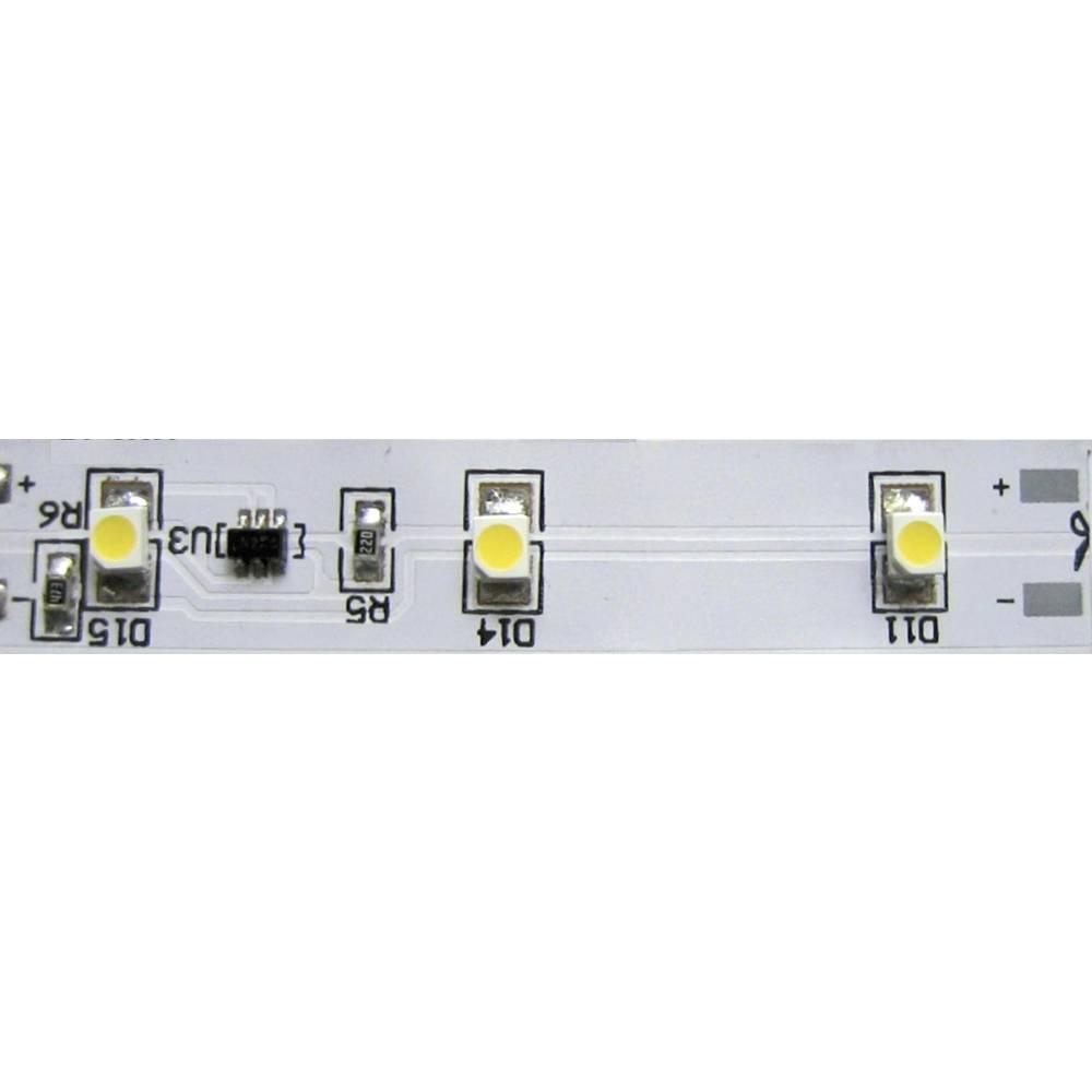LED trak, pregiben 12 V LEDxON 9009044 rdeče barve 5 cm / 3LEDs 12 V/DC