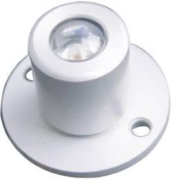HighPower-LED-modul ledxon Kølig hvid 1 W 100 lm 60 ° 2.8 V 9008125