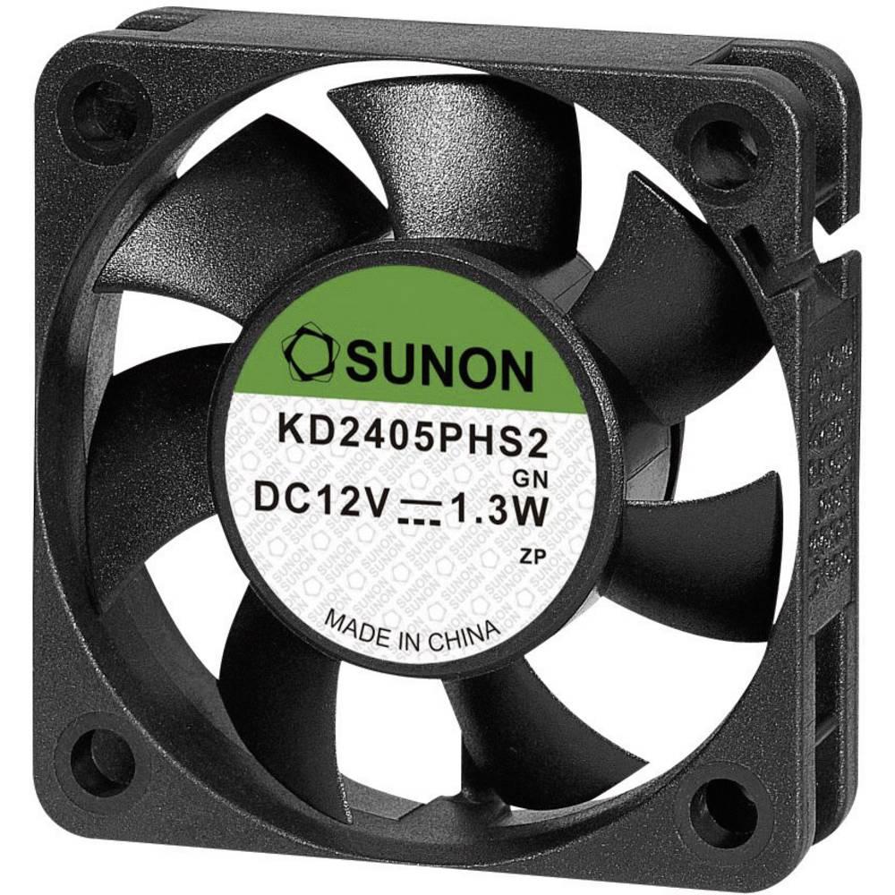 Aksialni ventilator 24 V/DC 21.97 m/h (D x Š x V) 50 x 50 x 15 mm Sunon KD 2405PHS2.GN