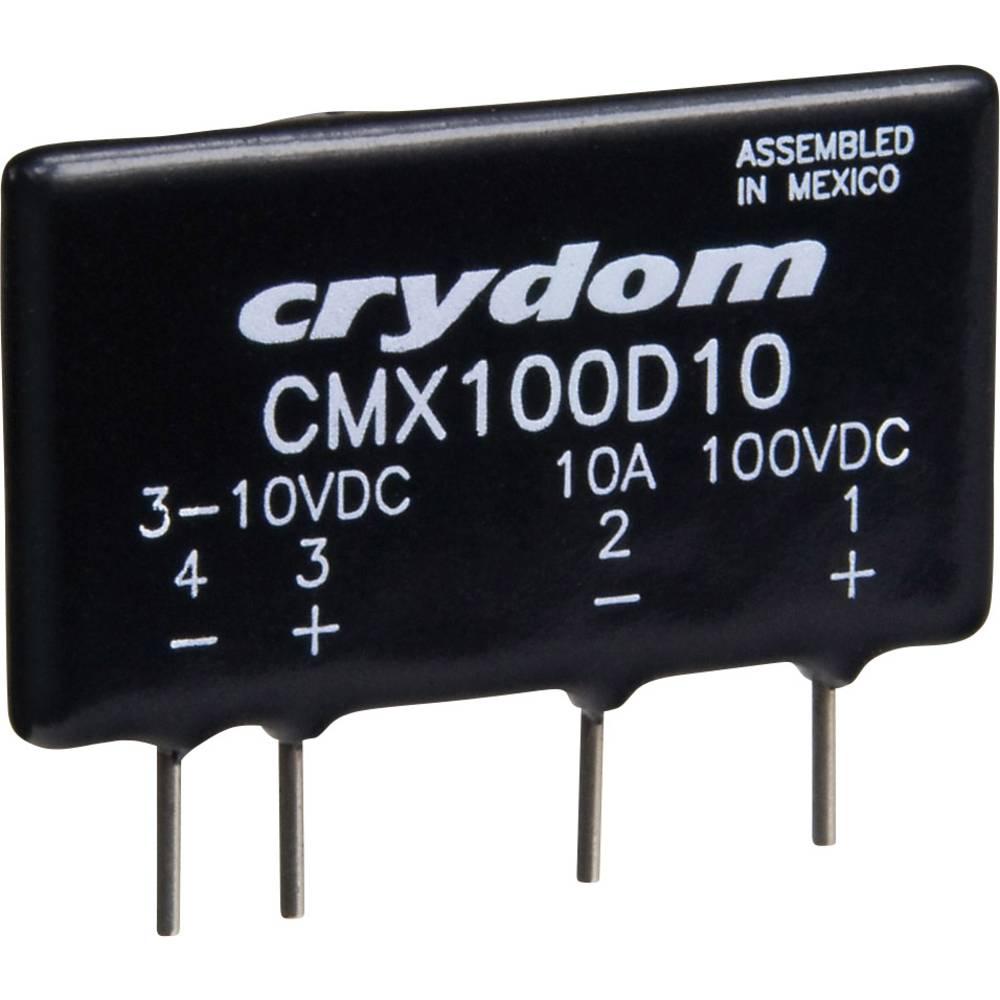 Elektronski bremenski rele zatiskano vezje SIP serije CMX CMX60D10 Crydom
