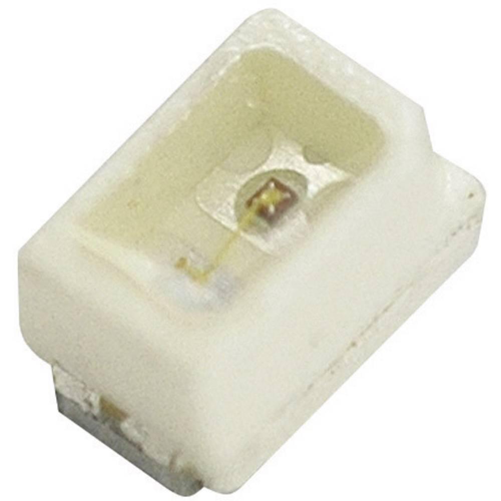 SMD-LED posebna oblika bela 1125 mcd 120 ° 30 mA 1.95 V Dominant Semiconductors DNW-UJG-UV2-1