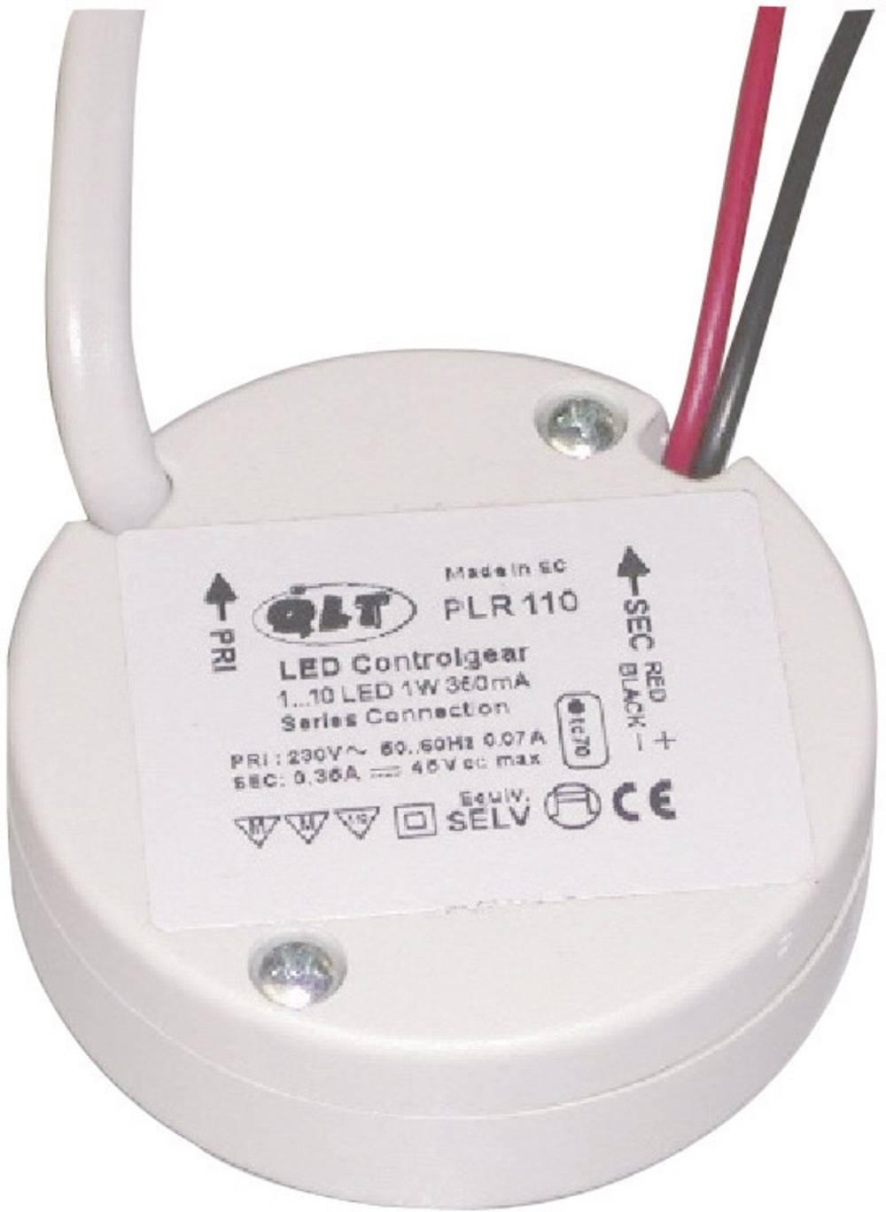 LED pretvornik 36 V/DC QLT PLR 110 delovna napetost maks.: 230 V/AC