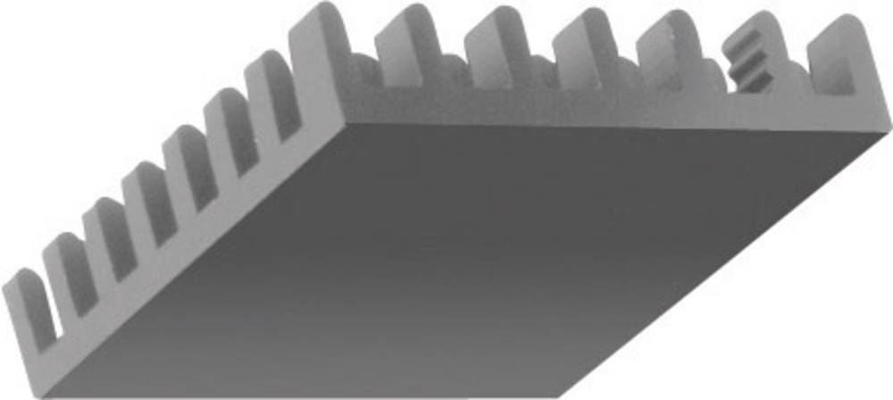 Hladilno telo 16.5 K/W (D x Š x V) 35 x 35 x 6 mm Fischer Elektronik ICK BGA 35 X 35