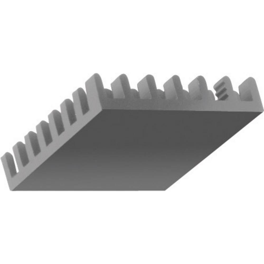Hladilno telo 15.7 K/W (D x Š x V) 35 x 35 x 10 mm Fischer Elektronik ICK BGA 35 X 35 X 10