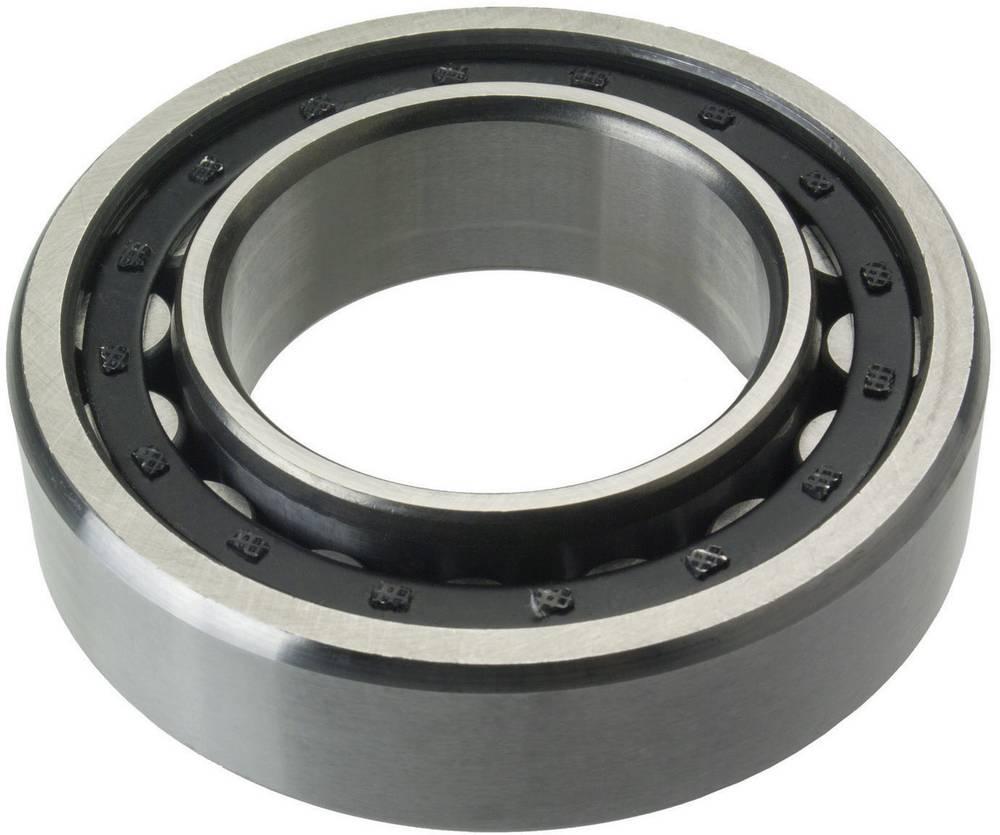 Cilindrični valjčni ležaj, eno-vrstni, tip N FAG NJ204-E-TVP2 vrtina- 20 mm zunanji premer : 47 mm število obratov (maks.) 16000