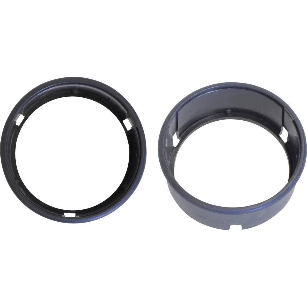 Nosilec optike, črni št. LED diod (maks.): 1 za LED: Seoul Semiconductor® P4-Z-Power® Barthelme 61002500