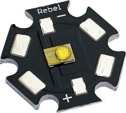 Luxeon® Rebel-LED på Star-printplade Barthelme 61000815 Kølig hvid N/A
