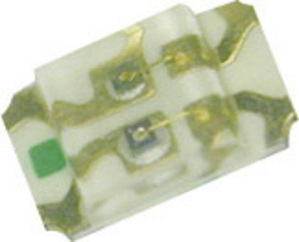 SMD-LED večbarvna 0805 rdeča, zelena 200 mcd, 80 mcd 120 ° 30 mA, 30 mA Kingbright KPHBM-2012SURKCGKC