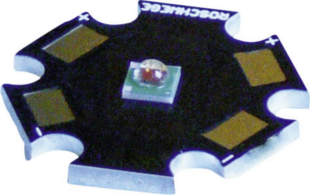HighPower LED rdeča 52 lm 130 ° 3.5 V 1000 mA LSC-R