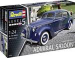 1:24 Luxury Class Car Admiral Saloon Kit