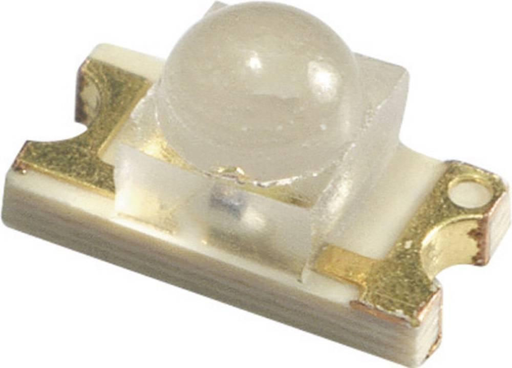 SMD-LED 1206 rdeča 1400 mcd 40 ° 20 mA 2.1 V OSA Opto OLS-330 MSD-X-TU