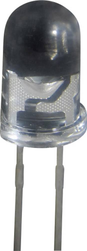 Ožičena LED dioda, rumena, okrogla 5 mm 200 mcd 30 ° 20 mA 2.1 V Kingbright L53YC-V