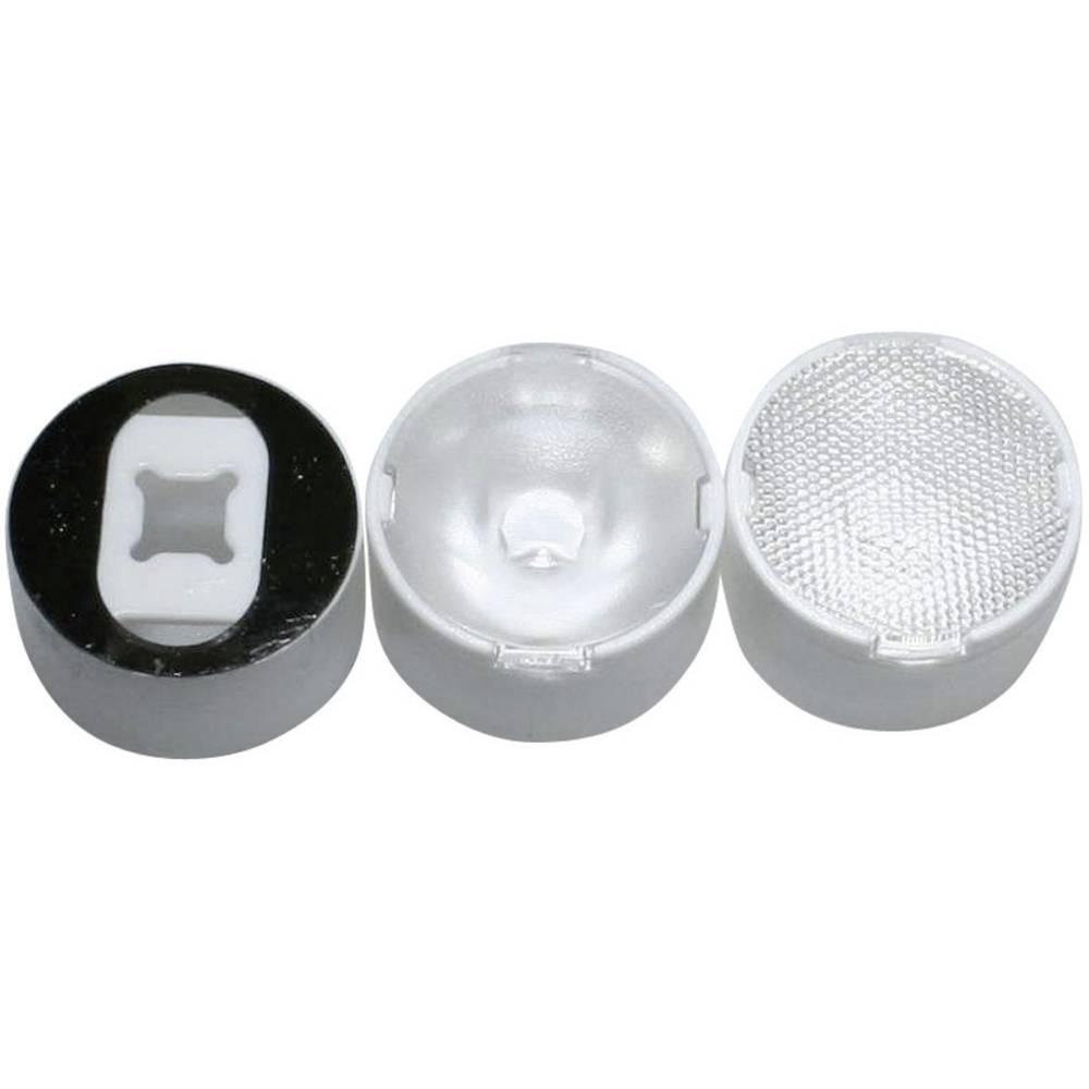 LED optika, 25 ° št. LED diod (maks.): 1 za LED: Cree® XP-G, Cree® XP-E, Cree® XP-C Barthelme FA10838_Tina-XP-G-W