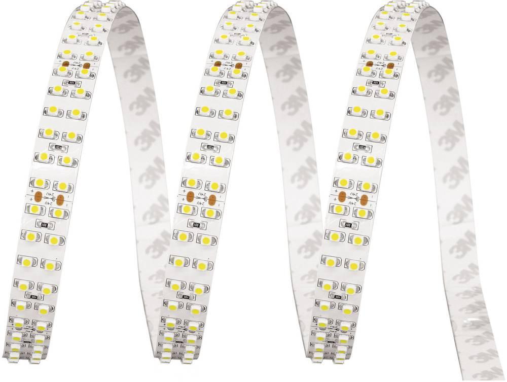 LED-striber med loddetilslutning ledxon LFBHL-SW860-24V-12D83-20 9009046 24 V 5 cm Kølig hvid