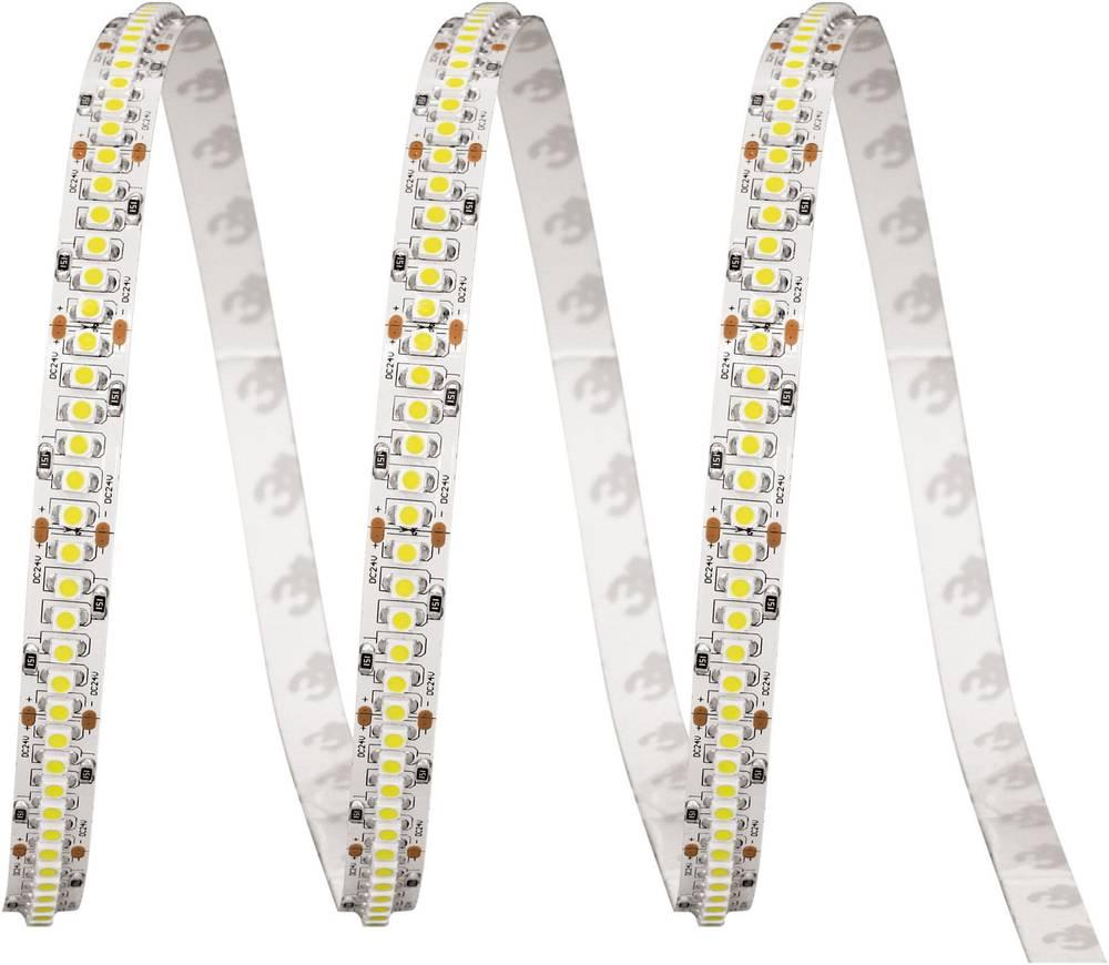 LED-striber med loddetilslutning ledxon LFBHL-SC470-24V-6S42-20 9009062 24 V 2.5 cm Blå