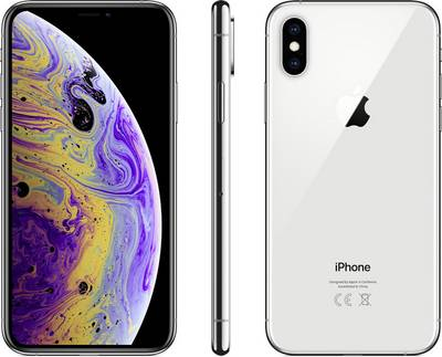 Apple iPhone XS 256 GB Silver cheapest retail price
