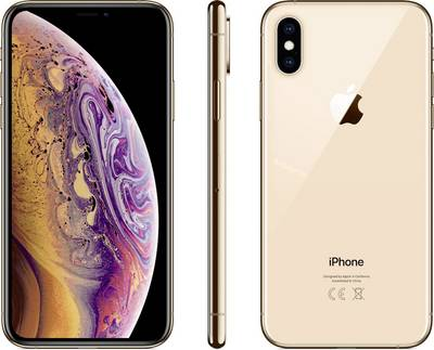Image of Apple iPhone XS 256 GB Gold