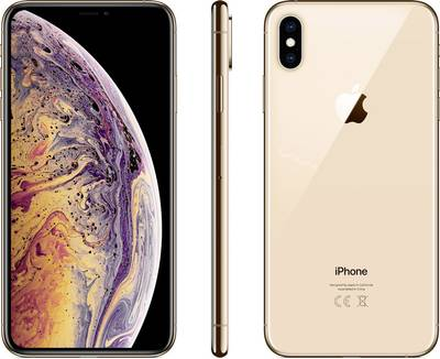 Apple iPhone XS Max 256 GB Gold cheapest retail price