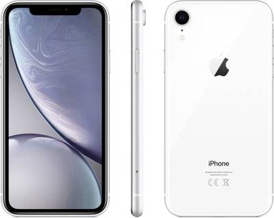 Apple iPhone XR 128 GB White cheapest retail price