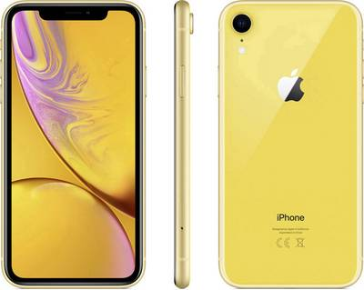 Apple iPhone XR 128 GB Yellow cheapest retail price