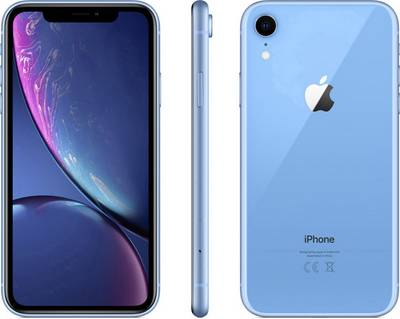 Apple iPhone XR 128 GB Blue cheapest retail price