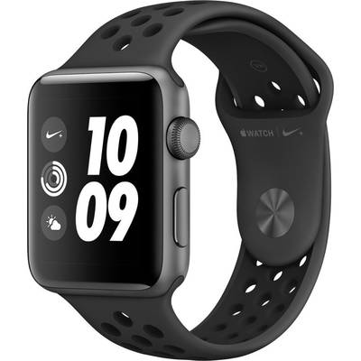 Compare prices with Phone Retailers Comaprison to buy a Apple Watch Series 3 Nike+ 42 mm Aluminium Sport