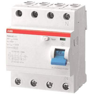 ABB 2CSF204123R1630 RCCB A 63 A 0.03 A 230 V