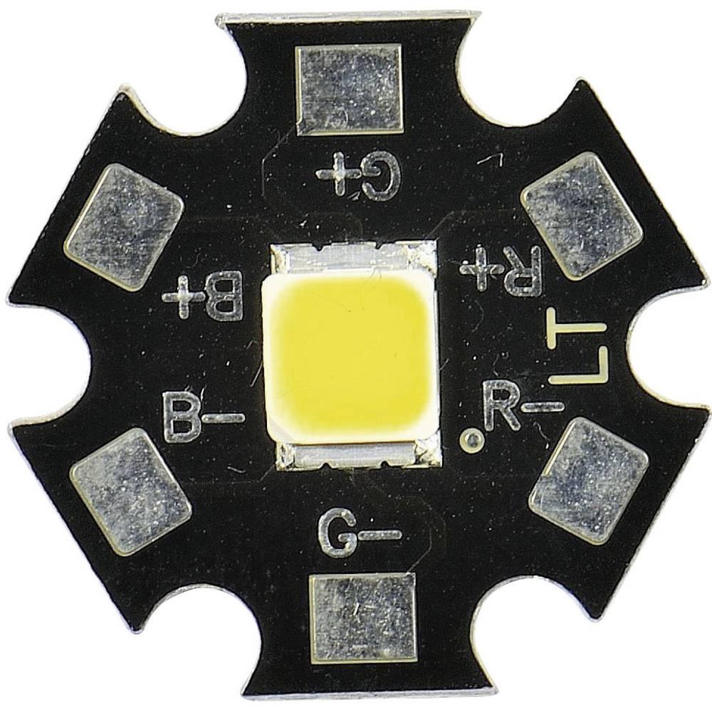 HighPower LED topla bela 93.9 lm 120 ° 3.3 V 350 mA CREE MX6AWT-H1-STAR-000BE5
