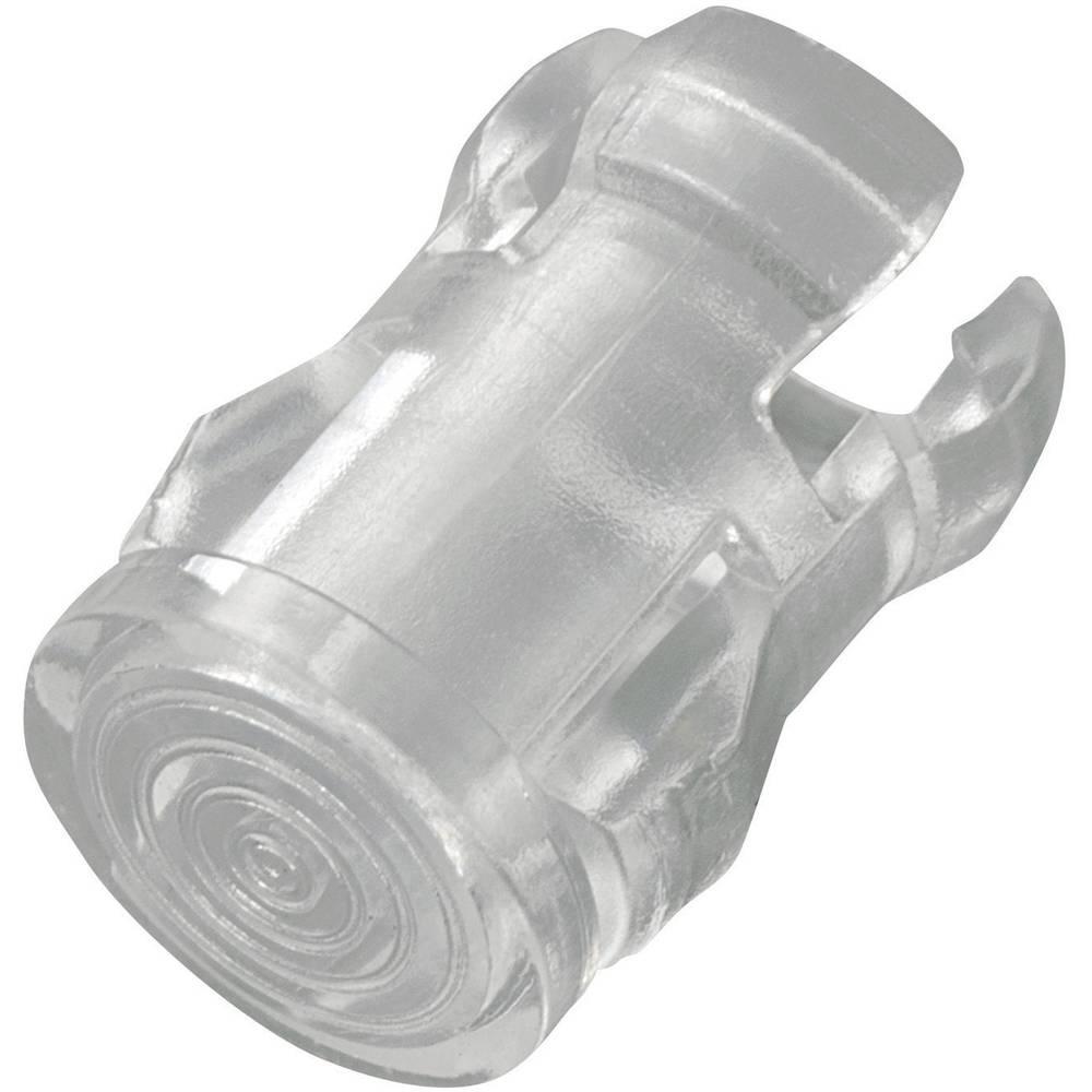Pokrov za luč, prozoren, primeren za LED 5 mm EDK-5A-PCW