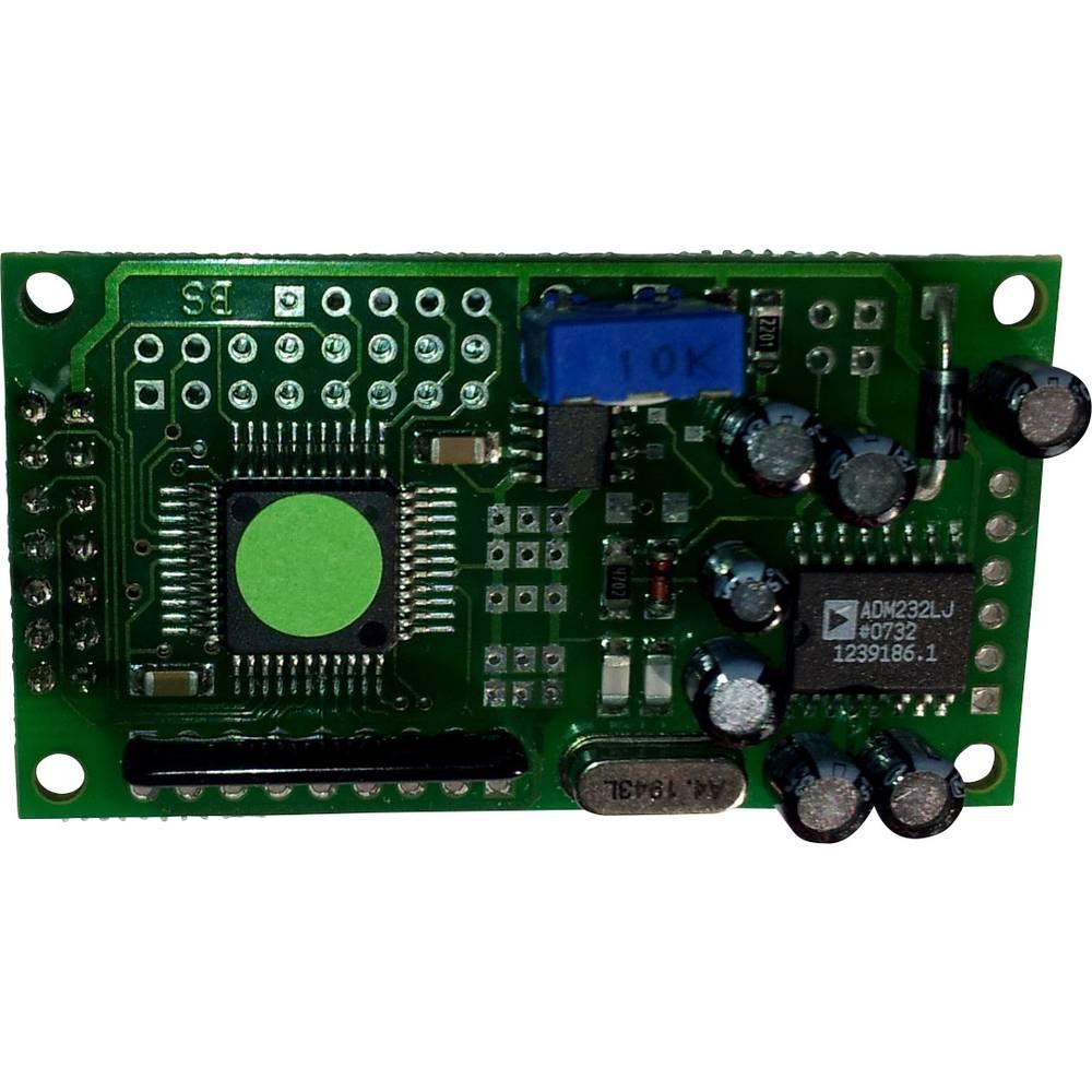 Zaslon upravljalne elektronike LCD-točkovni matrični modul 8 x 2 (18 33 69), LCD-točkovni matrični modul 8 x 2 (18 35 12) 5 V BE