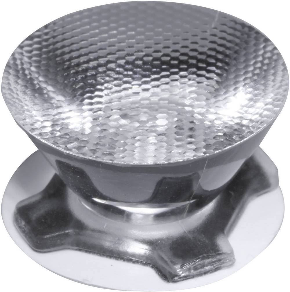 LED-optik Klar, Riflet Transparent 14 ° Antal LED (max.): 1 Til LED: Seoul Semiconductor® Z5 Ledil CA12242_HEIDI-SS
