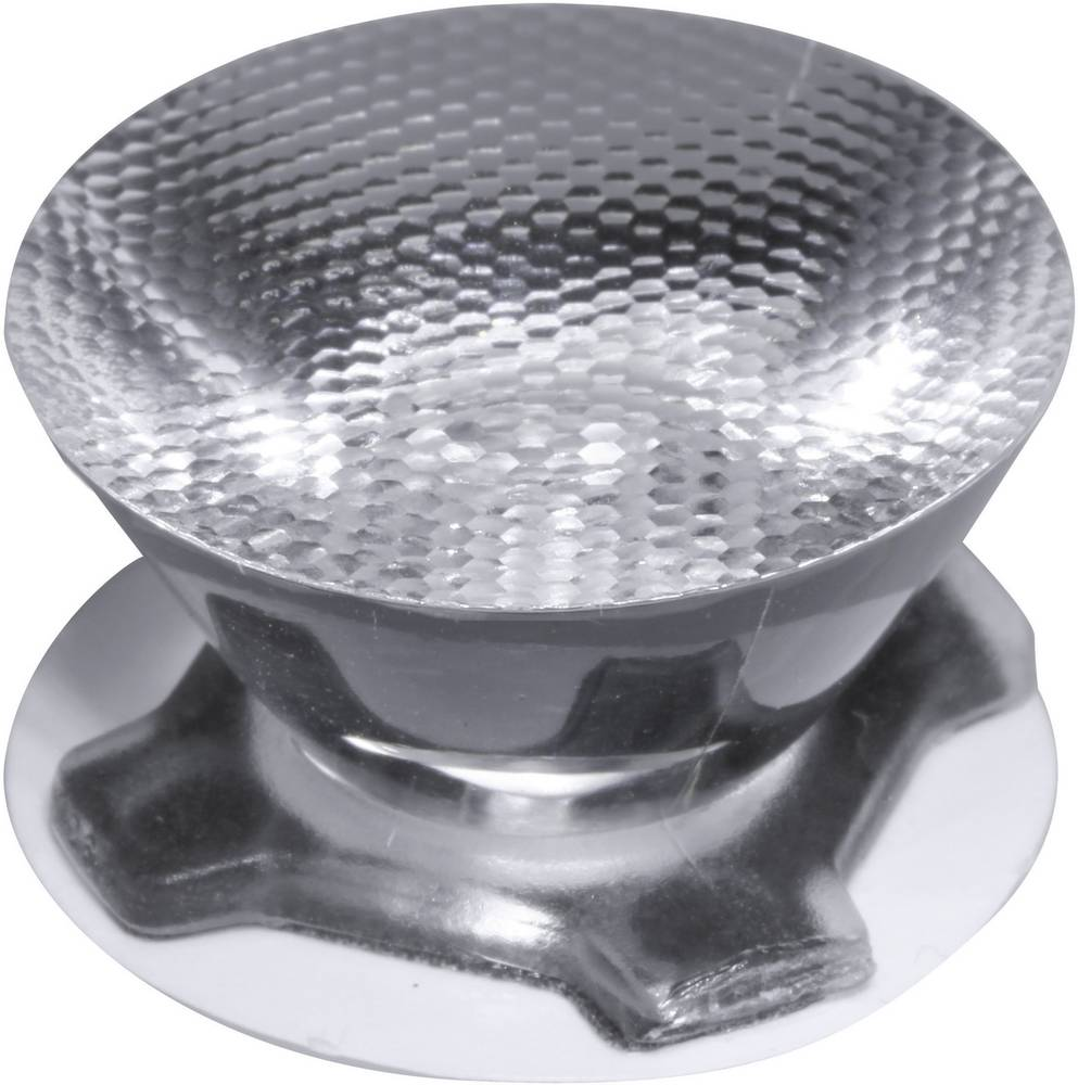 LED-optik Klar, Riflet Transparent 32 ° Antal LED (max.): 1 Til LED: Seoul Semiconductor® Z5 Ledil CA11268_HEIDI-W