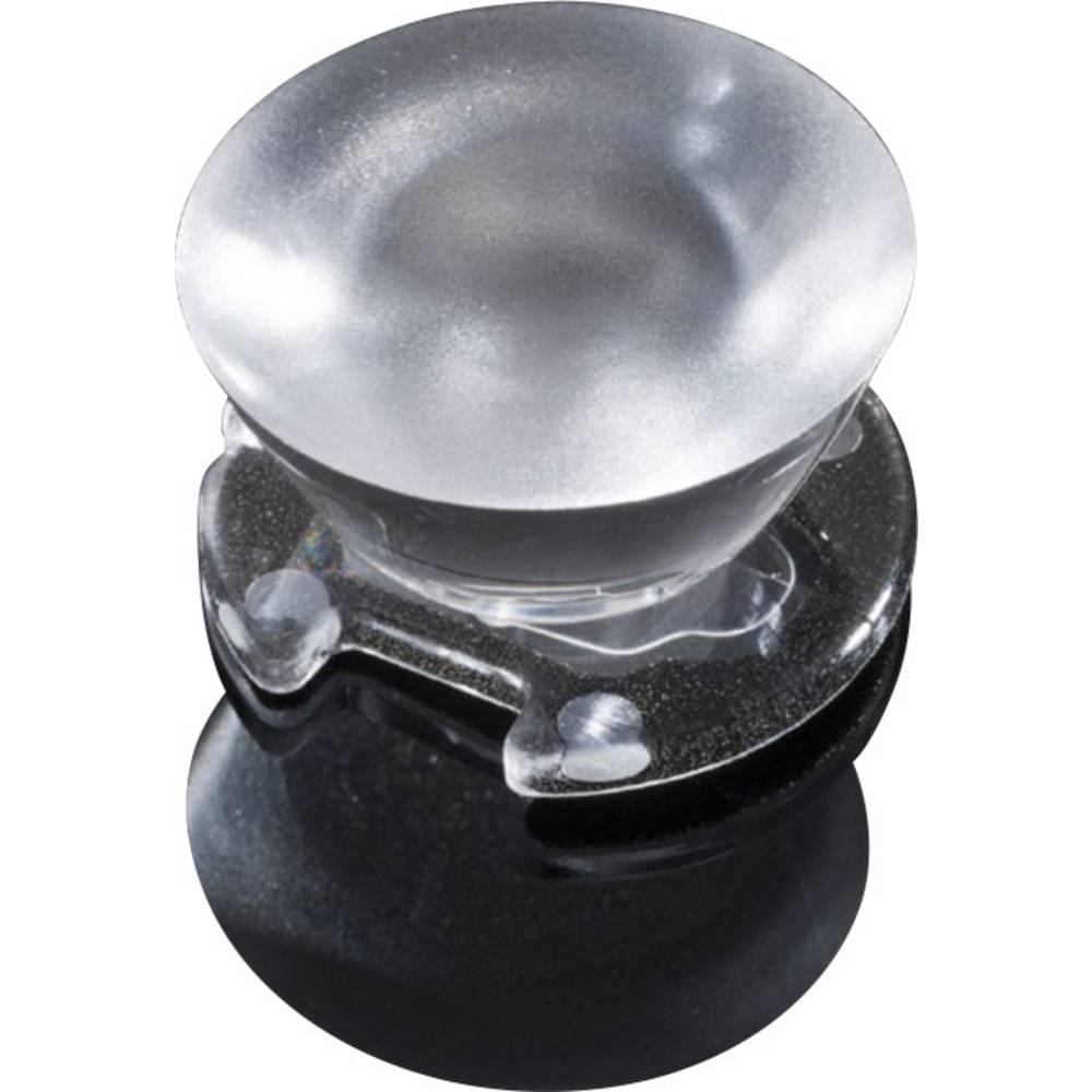 LED optika, difuzna, prozorna 40 ° št. LED diod (maks.): 1 za LED: Seoul Semiconductor® Z5 Ledil CA11934_EMILY-W