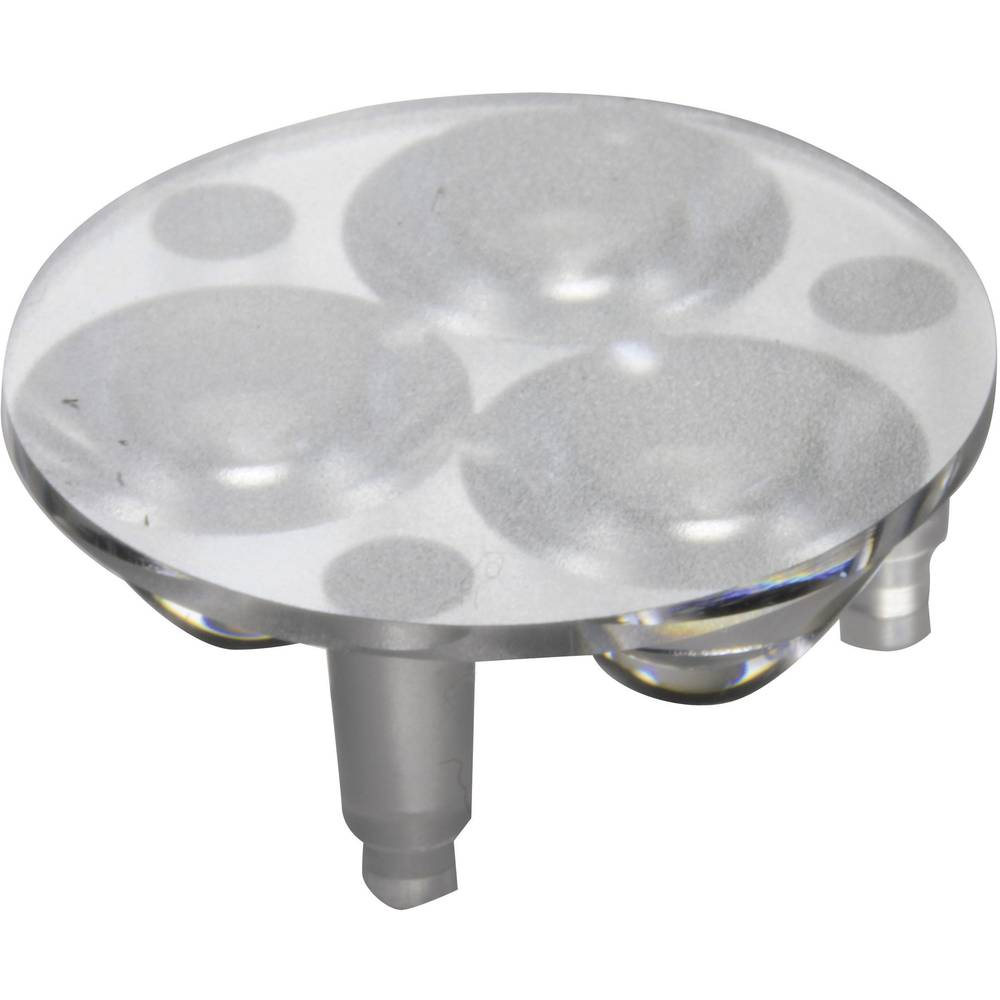 LED optika, mat 19.2 ° št. LED diod (maks.): 3 za LED: Luxeon® Rebel, Seoul Semiconductor® Z5 Carclo 10511