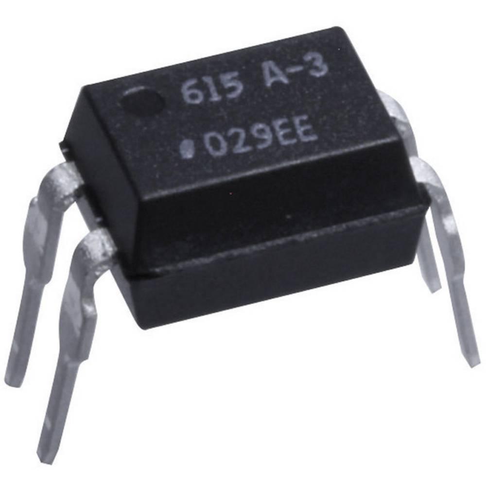 Isocom Components SFH615A-3X-Optospojnik, kućište: DIL 4, verzija: fototranzistor/Single